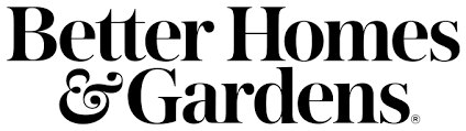 better homes and gardens logo