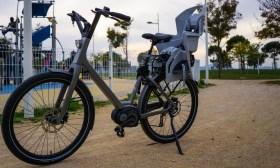vélo électrique Moustache Lundi 26 dans sa version NuVinci