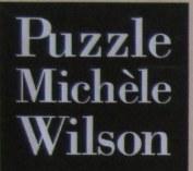 """logo de la marque """"Puzzle Michèle Wilson"""""""