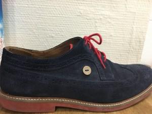 Chaussures modèle Hemlock de chez FAGUO