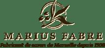 logo de la marque Marius Fabre (fabricant de savon de Marseille depuis 1900)