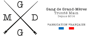 Logo Gang De Grand-Mères (GDGM) brand