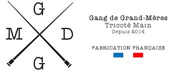 Logo de la marque Gang De Grand-Mères (GDGM)