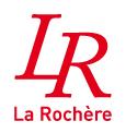 logo de la marque La Rochère