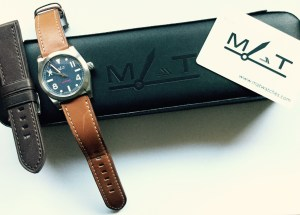 ma montre California Blue - MATWATCHES