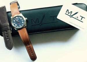ma montre California Blue - MATWATCHES