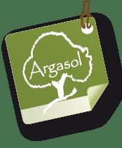 """logo de la marque """"Argasol"""""""