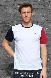 T-shirt moelleux 100% coton responsable labellisé Oeko-Tex