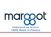 logo de la marque Marggot, créateur de bijoux 100% Made-in-France