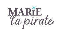 logo de la marque Marie la pirate