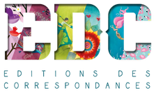 "Logo de la marque ""Éditions des Correspondances"" (EDC)"