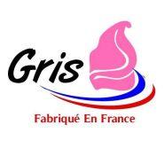 "logo de la marque ""Gris"" (fabriqué en France)"