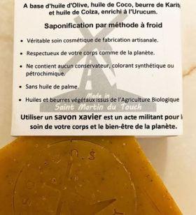 mon savon agrumes de Savons Xavier