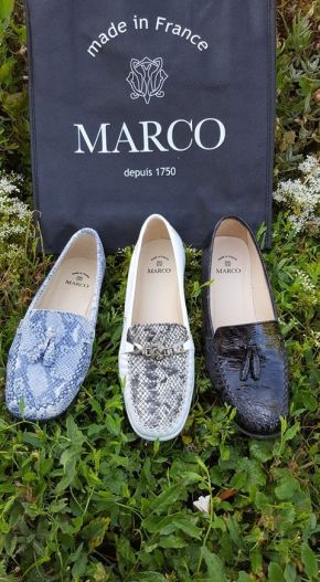 Mocassins chaussures Marco