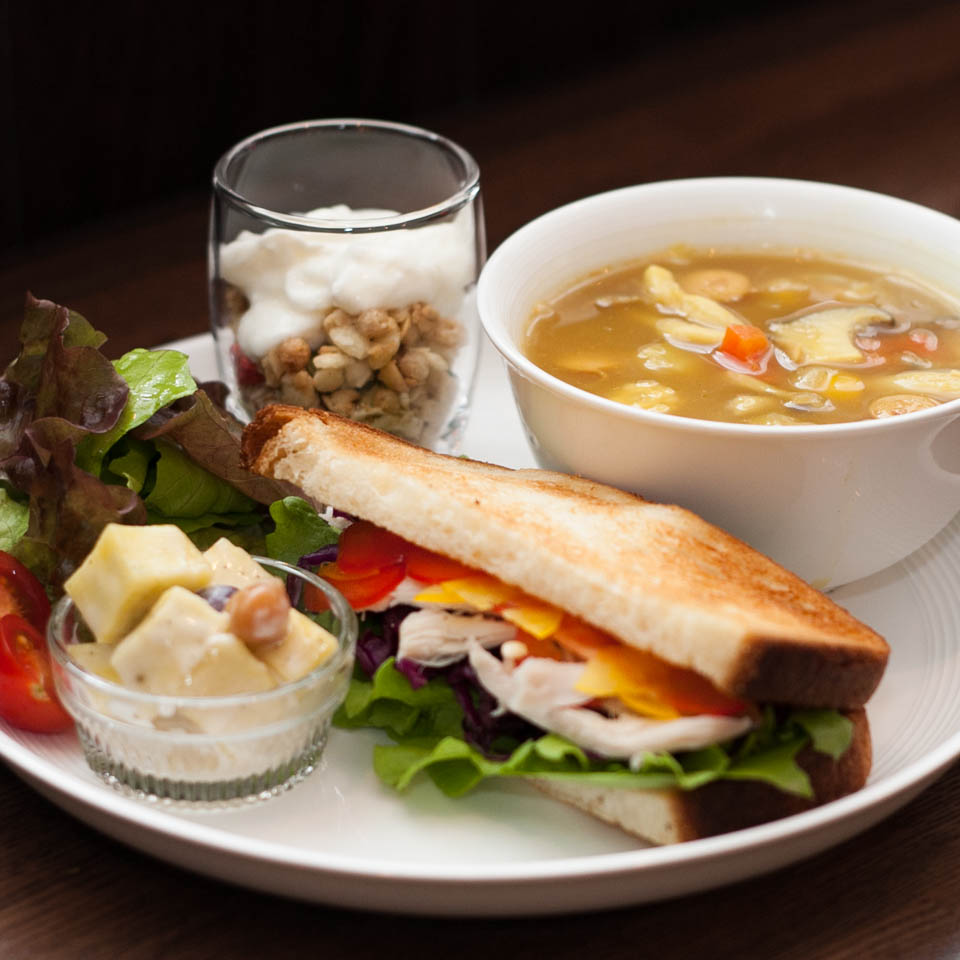 soup and bread 11.20