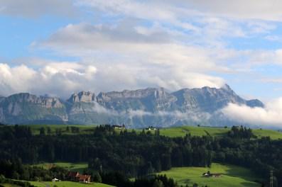 Chaine de l'Alpstein
