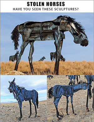 Image result for bleu horses stolen