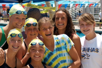 kat swimmers