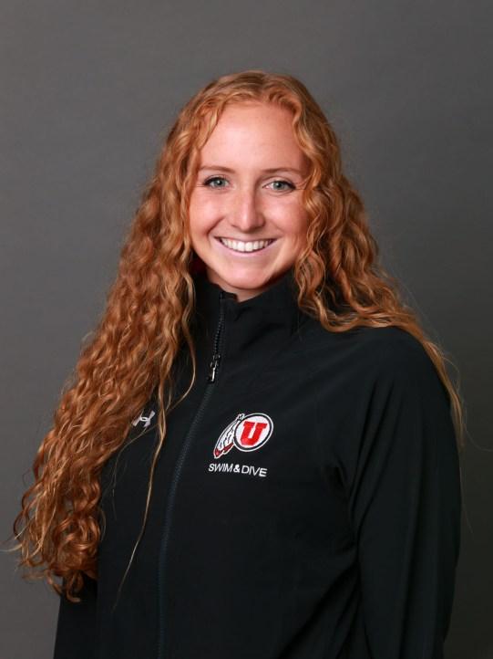 Utah Swimming and Dive  Kat Wickham