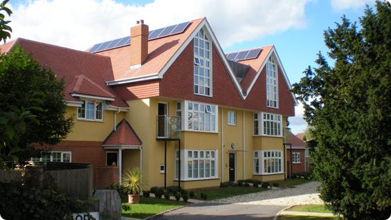 SAP (Part L1A) for block of new flats – North Oxford