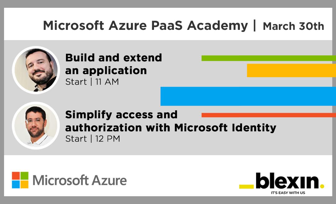 Microsoft Azure PaaS Academy
