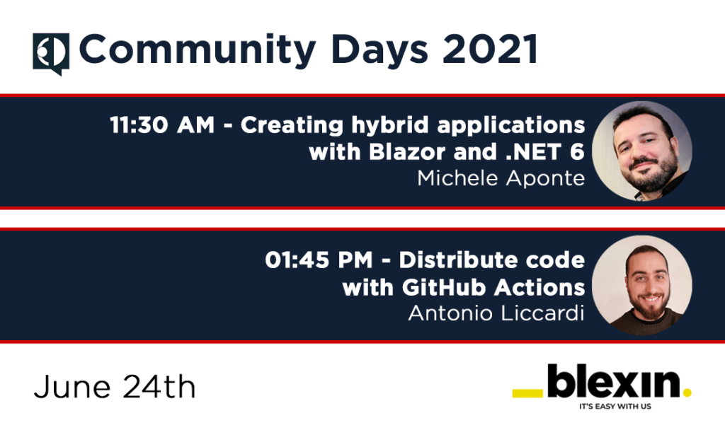 community days 2021en