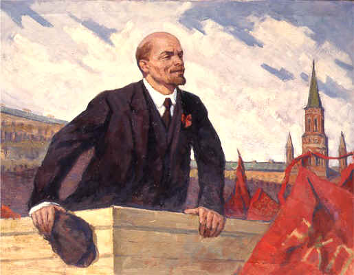 A tribute to Vladimir Ilyich Lenin on this 147th anniversary of his birthday