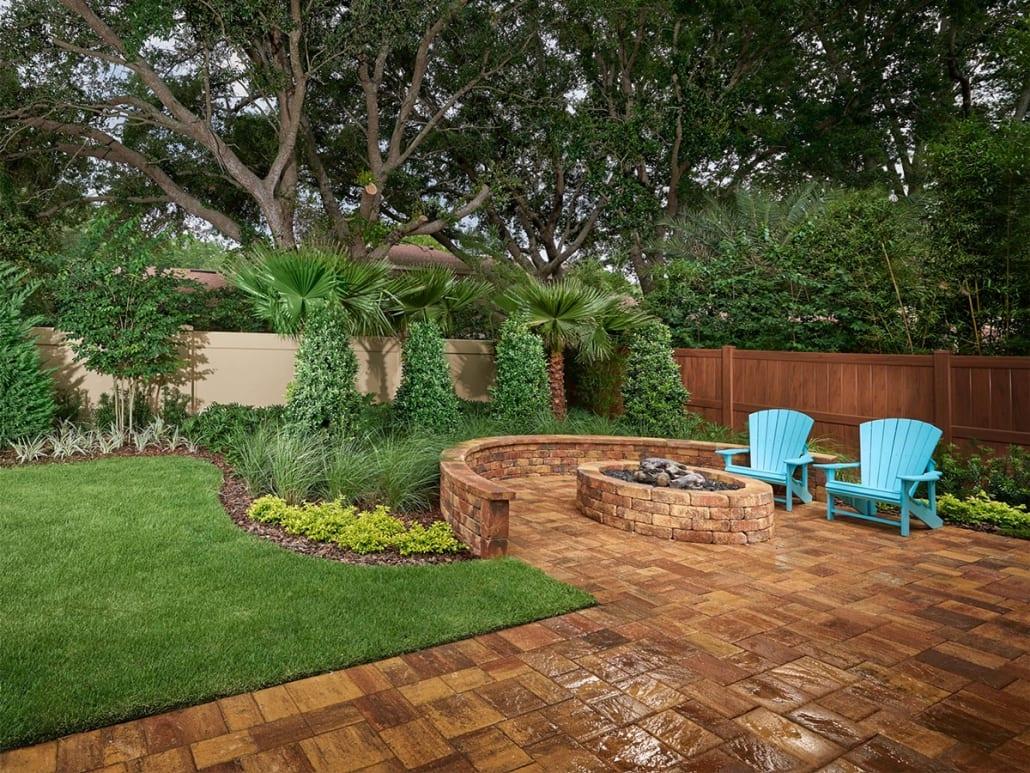 backyard design ideas by an orlando