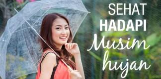 tips menjaga kesehatan di musim hujan