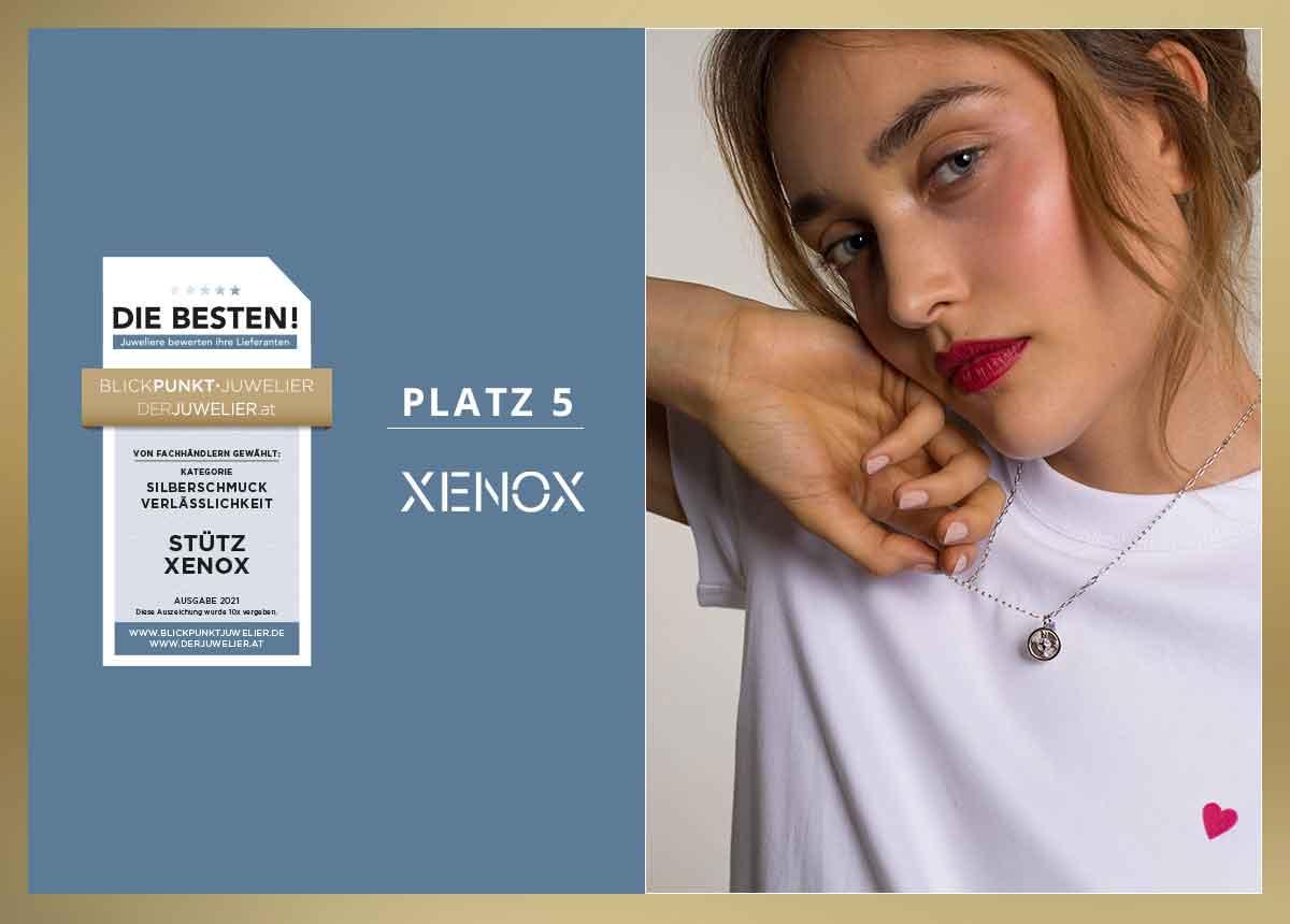 Xenox_Stuetz_Silberschmuck_Verlaesslichkeit_Die_Besten_Lieferanten_2021