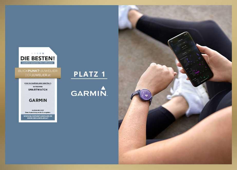 Garmin_Die_Besten_Lieferanten_2021_Smartwatch