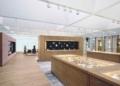 Starker Personallabbau bei Swarovski in Wien, Innsbruck und Watteins. Bild: Swarovski Showroom