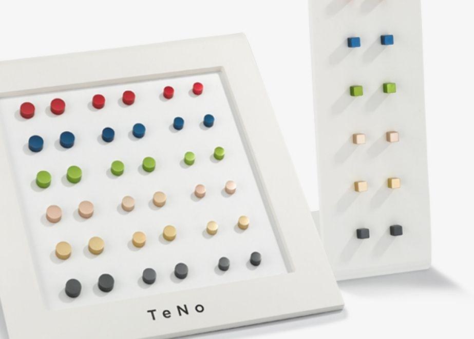 TeNo Display für Fachhandels-Partner. Das Außendienstteam informiert regelmäßig über bewährte Topseller und Neuheiten direkt vor Ort. Außerdem haben Händler die Möglichkeit, bequem über das Vertriebspartner-Portal zu bestellen.