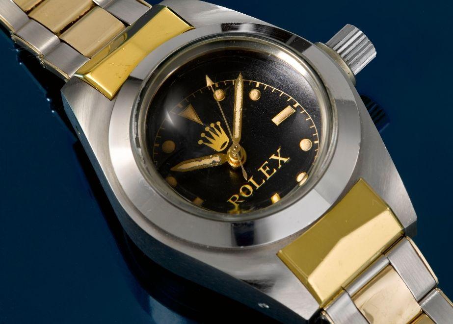 Rolex Experimental Deep Sea Special N°1_Christies