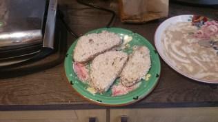 Ontbijt dag 9 in de maak...