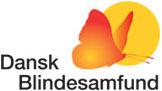 Dansk Blindesamfunds logo