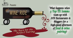Keeper Collections Wine Ride