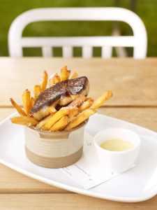 2nd Bar + Kitchen Truffle Fries
