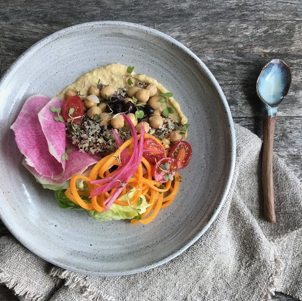 Buddha Bowl - Blinded by the Bite!, Healthy Eating