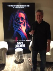 "Aug. 14, 2016 - Tommy Edison at the ""Don't Breathe"" press junket"