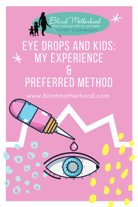 Eye Drops Experience