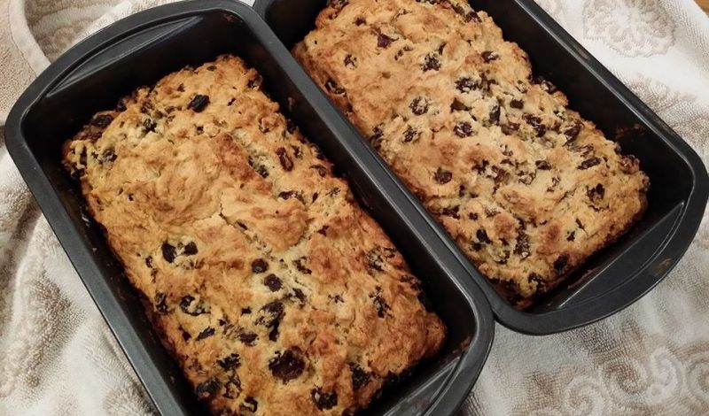 Great Grandma Benford's Irish Soda Bread