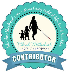 Blind Motherhood Contributor