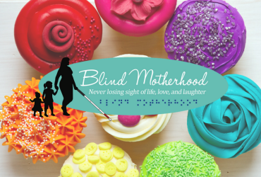Happy 1st  Birthday Blind Motherhood With Thanks For All The Support