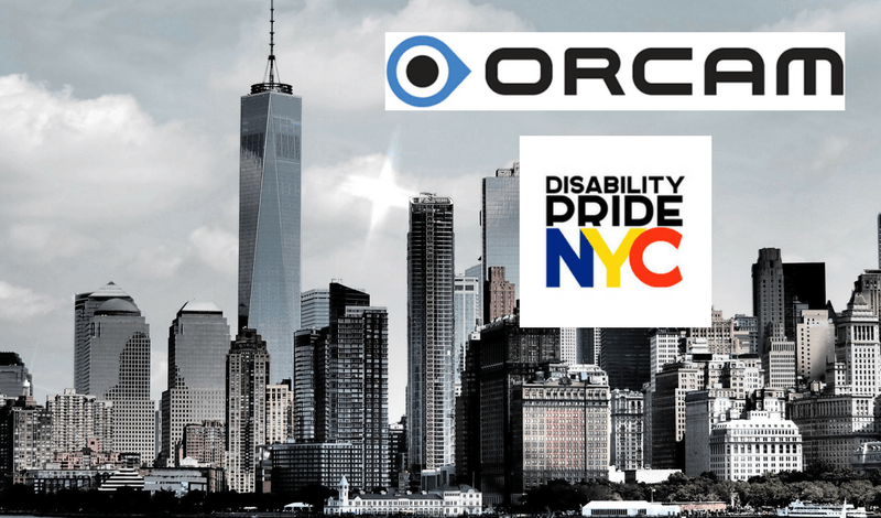 OrCam Trilogy: Episode III: NYC Disability Pride Parade