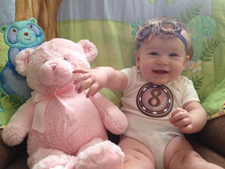 Vision Aware: Blind Mom Guilt & Nuala's Diaper Rash