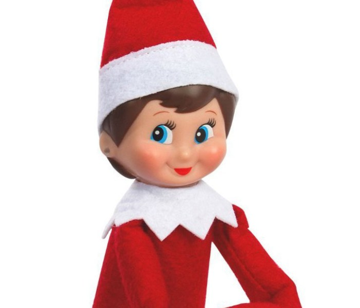 Yes, Blind Children, You May Touch Your Elves on the Shelf: A Letter From Santa Claus