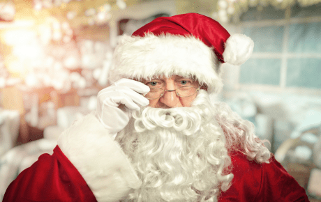 Free Braille Letters From Santa – Braille Works & The NFB