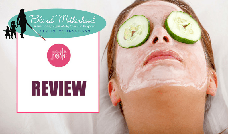 Blind Momma's Posh Pampering
