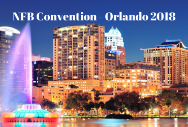 National Federation of the Blind National Convention – Orlando 2018